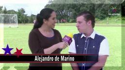 Alejandro de Marino en entrevista para Como dice el dicho