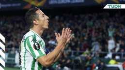 Andrés Guardado pretende renovar con el Betis