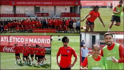 El Atlético de Madrid acaba de estrenar el Centro Deportivo Wanda Alcalá de Henares, proyecto que nació a inicios del 2017.