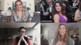 Yolanda Andrade recuerda cuando acompañaba a Salma Hayek a los castings en Los Ángeles