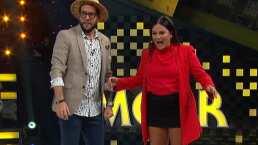 """""""Piñata tu cola"""": Así respondió Mariana a Mariazel en 'Fotomímica'"""