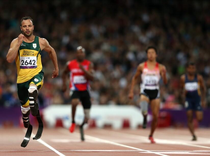 2012 London Paralympics - Day 3 - Athletics