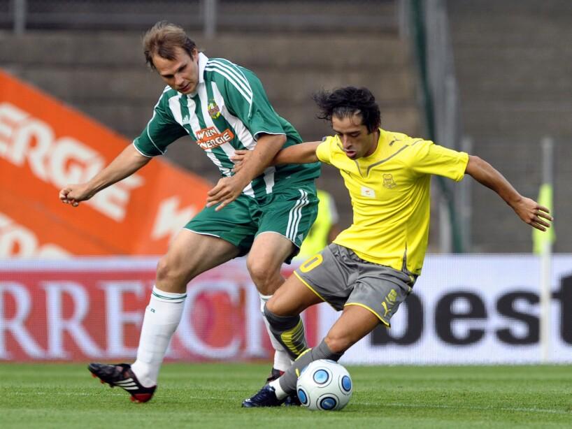 Markus Heikkinen, Edgar Marcelino