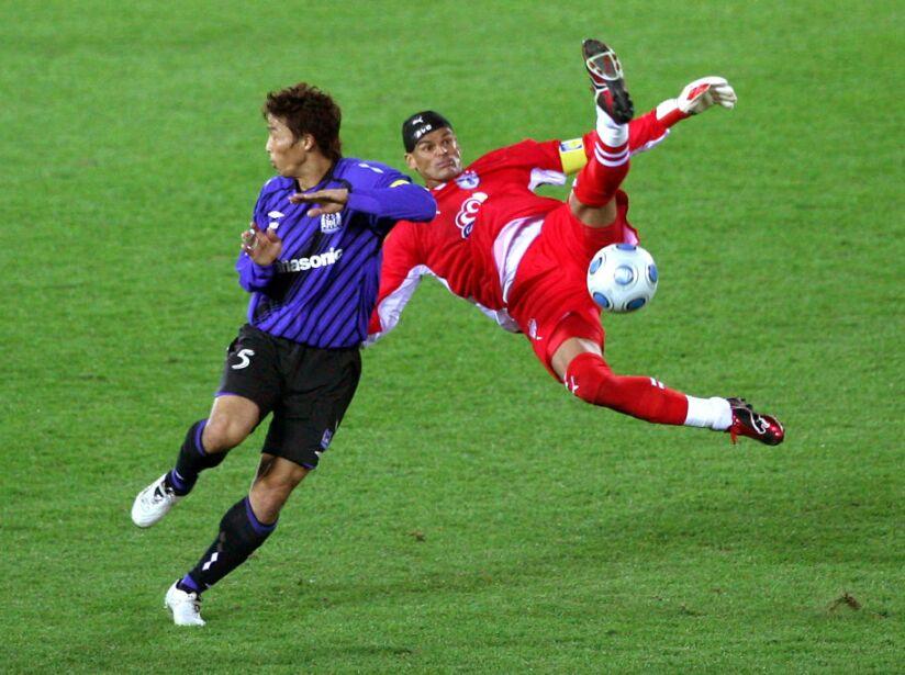 Pachuca v Gamba Osaka - FIFA Club World Cup 2008