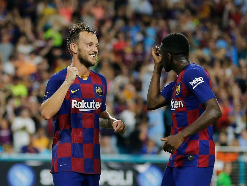FC Barcelona v SSC Napoli