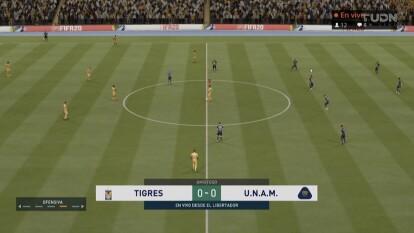 Alan Mozo no se da por vencido y consigue un agónico triunfo frente a Tigres en el minuto 90+2.