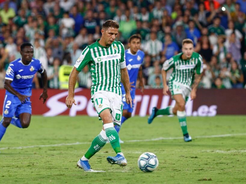 Real Betis Balompie v Getafe Club de Futbol - Liga