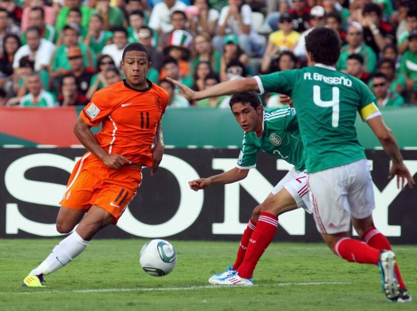 FIFA SUB 17 DEPAY