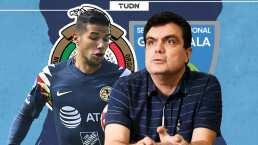 Chucho López del América, debutará con Guatemala ante el Tri