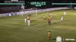Primero el autogol, ahora Tecos sufre un golazo a lo Messi