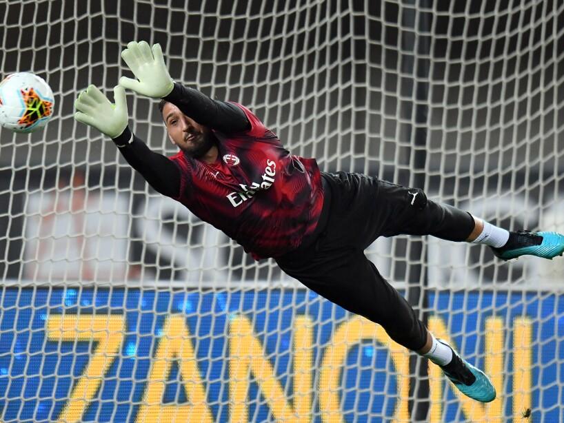 Hellas Verona v AC Milan - Serie A