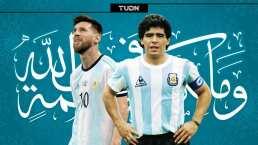 """Periodistán: """"Messi y Maradona abren las puertas al mundo"""""""