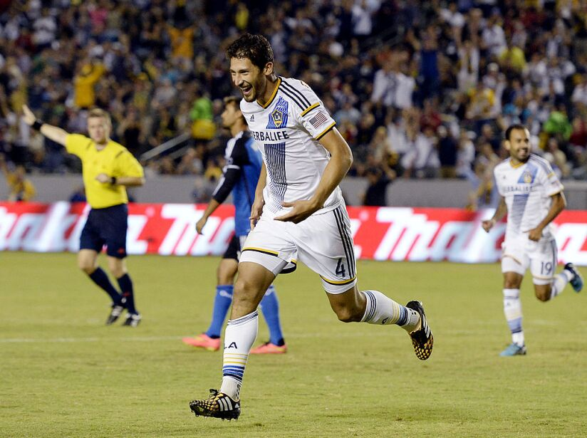 San Jose Earthquakes v Los Angeles Galaxy