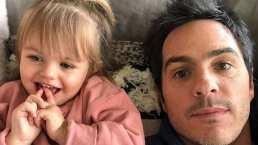 ¡Un día con papá!: Mauricio Ochmann no tiene límites para hacer feliz a Kailani