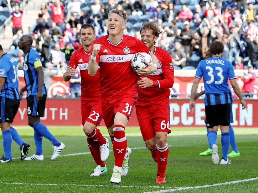 Montreal Impact v Chicago Fire