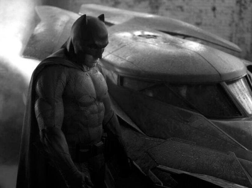 2. Batimóvil de Batman: ¿Quién no ha querido manejar el coche de un súper héroe? ¡Todos morimos por dar el rol en uno así!