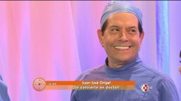 Pepillo Origel se convierte en Doctor
