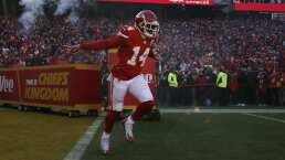 Sammy Watkins, ansioso de jugar el Super Bowl LIV