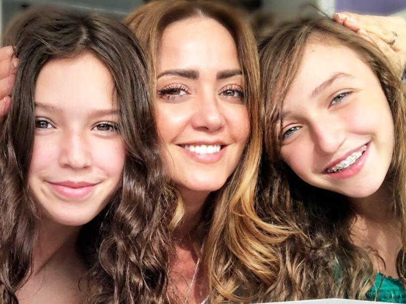 Hija De Andrea Legarreta Sorprende Con Su Belleza De Adolescente