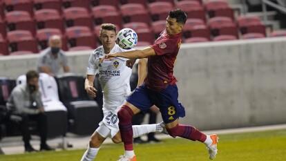Albert Rusnák y Damir Kerilach son los encargados de vencer al LA Galaxy de Javier hernández con un contundente 2-0 a favor.
