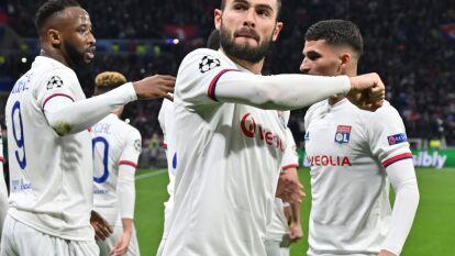 Lyon se impone 1-0 a la Juventus