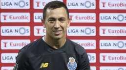 Marchesín brilla con el Porto como mejor portero de la liga