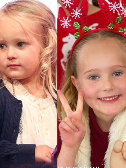Alexa Mirando SotoBorja Bazán cumplió 6 años este 19 de febrero. Mira lo mucho que ha cambiado a través del tiempo.