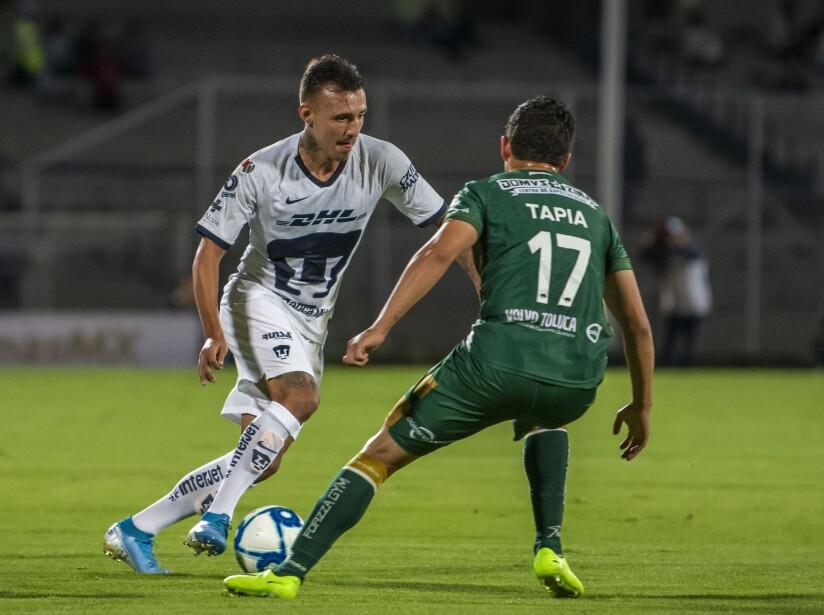 Pumas 1-0 Potros