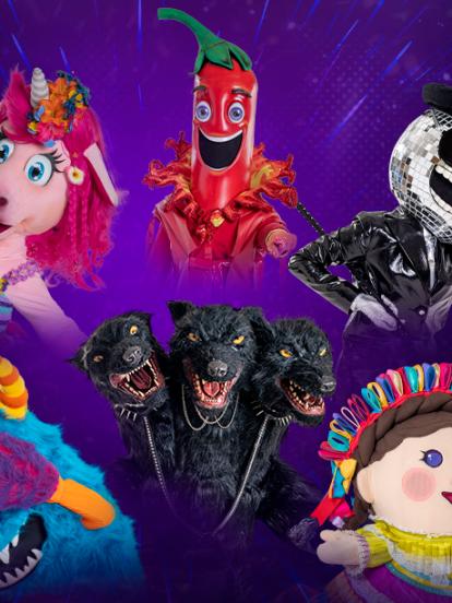 ¿Quién es la Máscara? 2020 está lista para comenzar con su transmisión este 11 de octubre a las 8:30 de la noche. A continuación, conoce en fotos a los 18 personajes que ocultan a las celebridades del espectáculo, deportes y más.