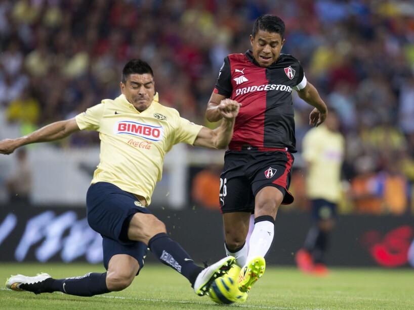 Atlas v America - Clausura 2015 Liga MX