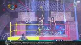 """""""Una máquina"""": Azul vence a Paola en el pesado Circuito Final"""