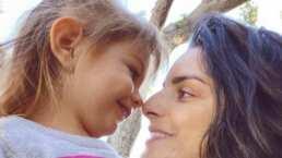 Aislinn Derbez capta a Kailani cantando antes de irse a dormir y ella solo se derrite de amor por su hija