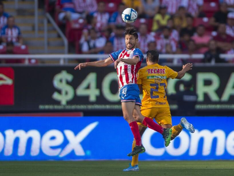 Chivas 2-0 Tigres. Jornada 2. Torneo Apertura 2019