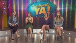CUÉNTAMELO YA!: Programa completo del Miércoles 8 de agosto