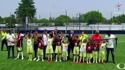 VIDEO: El Club América presenta a su primer equipo especial
