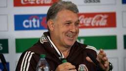 Se confirma el XI de México ante Argentina