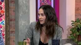 Netas Divinas: Zuria Vega habla sobre cómo logra el equilibrio entre ser madre y actriz