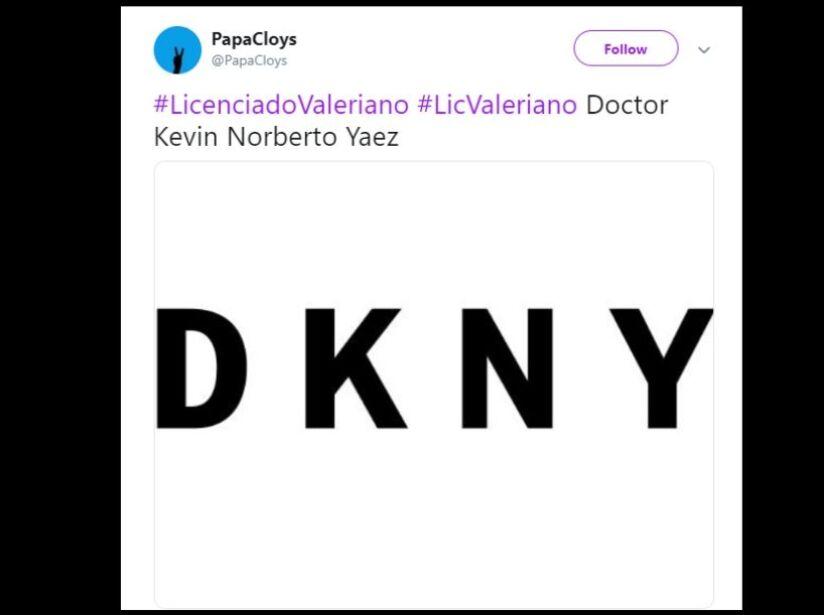 El Licenciado Valeriano da la cara al supuesto plagio y salen más memes