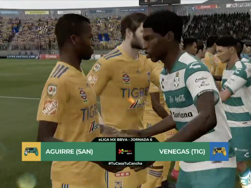 Santos vs Tigres, eLiga MX, 18.png