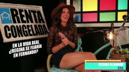 En la vida real, ¿Regina Blandón se casaría con Fernando?