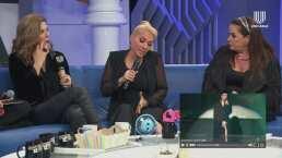 Así consoló Ricky Martin a Laura Pausini cuando, sin querer, enseñó sus partes íntimas en pleno concierto