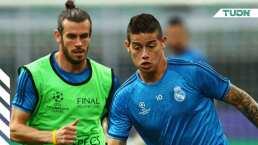 ¿Tienen cabida Bale y James con Zidane? Esto opinan Tapia y Zamorano