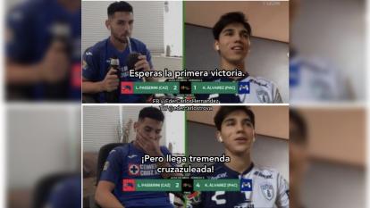 Cruz Azul sigue en el fondo de la tabla de eLiga MX, no han ganado sus jugadores y las burlas prevalecen.