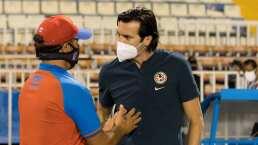 No tan rápido, América; Troglio recuerda que ha eliminado a Boca y a River