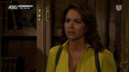 'Valentina' se entera de que 'Rosendo' compró tierras de 'José Miguel'