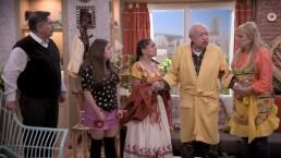 ¡Don Arnoldo admite que Tecla es su hija! Revive esta escena de 'Una familia de diez'