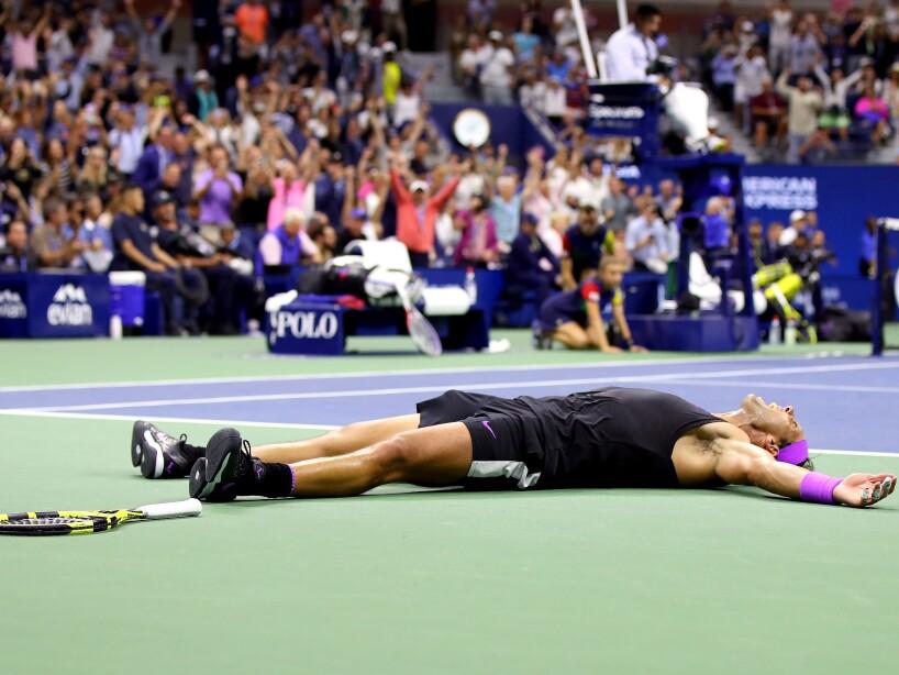 Rael Nadal vence a Daniil Medvedev y obtiene su cuarto US Open.