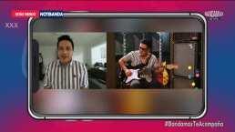 Todos los detalles del dueto entre Pequeños Musical y La Arrolladora Banda El Limón