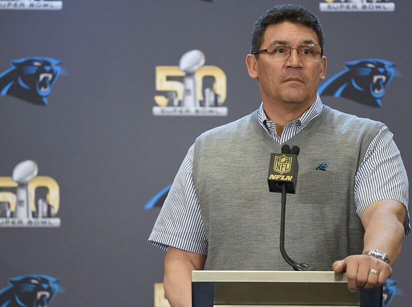 Carolina Panthers Media Availability