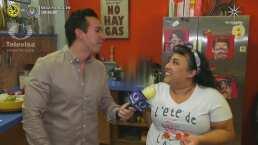 'La Toña' nos da un recorrido por el departamento del 'Don Paquis' en '40 y 20'